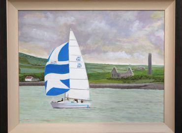 Scattery Island Boat Race