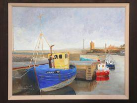 Trawler Carrigaholt
