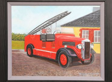 Moyasta Fire Engine