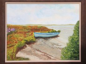 Doolagh Lake